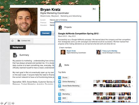 bio exles for linkedin 10 exles of highly impactful linkedin profiles