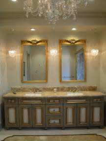 Bathroom Vanity Mirror Ideas vanity mirror ideas for small baths featuring an expanding mirror to