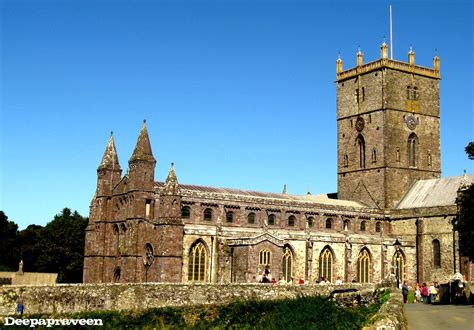 Free Search Uk File St Davids Cathedral Haverfordwest Dyfed Wales Uk Jpg Wikimedia Commons