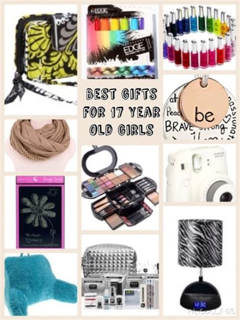 best gifts for 17 year old girls best gifts year old