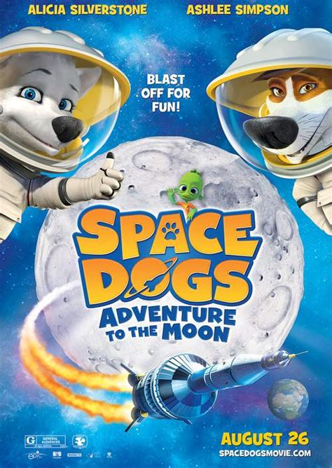 space dogs space dogs adventure to the moon official trailer spacedogs