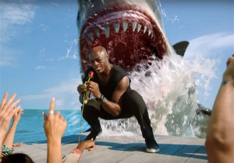 week photos quot shark week quot 2017 teaser goes blue sea