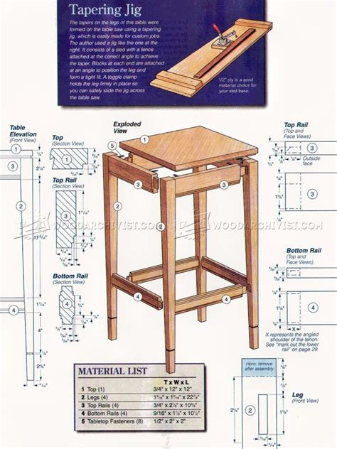 simple side table plans 28 innovative side table plans woodworking egorlin com