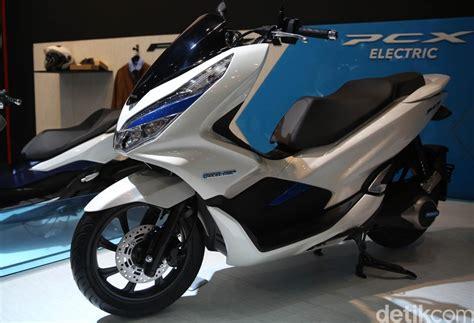 honda harap  depan melangkah  motor listrik