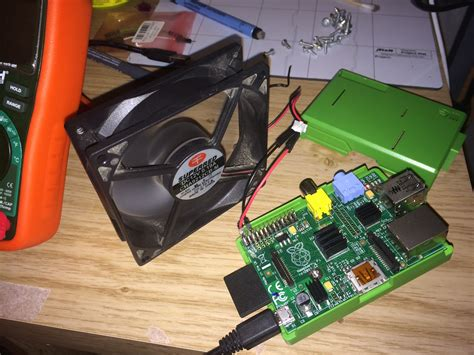 pi 3 fan control adding 5v fan to gpio 2 and 6 pi stack exchange