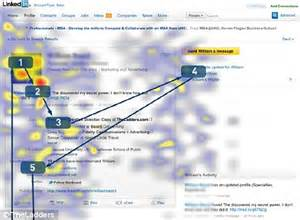 resume seo study reveals how recruiters see your resume with eye tracking technology