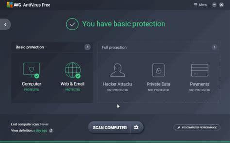 best free antivirus program 5 best free antivirus software 2017