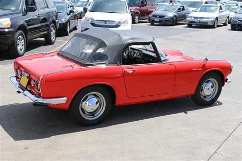 honda convertible 1966 honda s600 convertible 187408