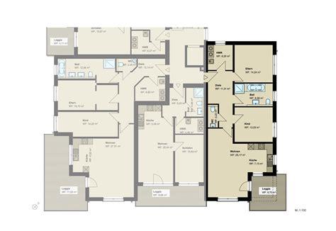 4 5 zimmer wohnung münchen grundriss 1 zimmer wohnung m 246 bel ideen und home design