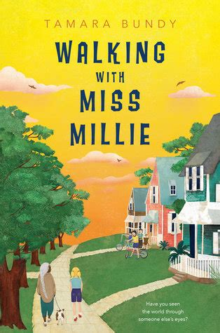 why do i millie books middle grade review walking with miss millie by tamara