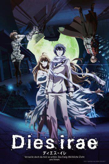 anime dies irae episode 12 dies irae episode 12 sub self