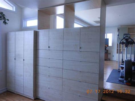 Wardrobe Dividers by Using Wardrobes As Room Divider Wardrobe Closet