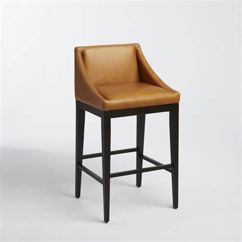 Bar Stools West Elm by Curved Bar Counter Stools