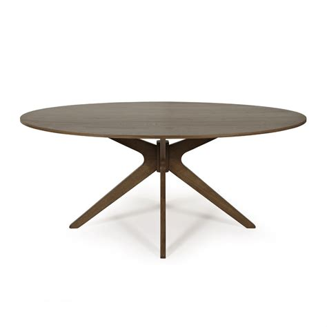 Oval Walnut Dining Table Waltham Oval Walnut Dining Table Serene Waltham Oval