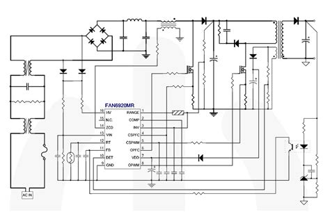 dual transistor flyback driver fairchild semiconductor s pfc pwm controller provides higher efficiency in dual switch flyback