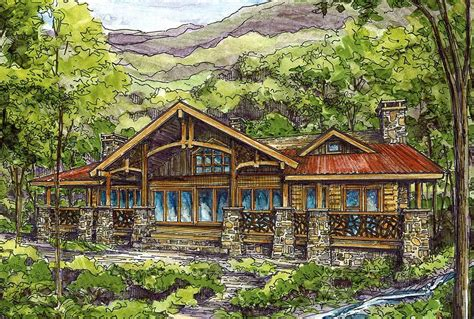 log cabin plan log plans architectural designs