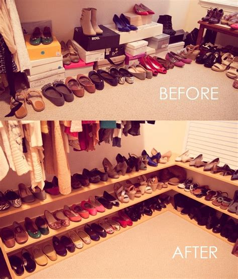 diy closet shoe rack diy 50 pairs of shoes shoe rack diy the
