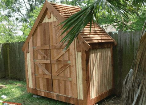 wood shed plans tutorials