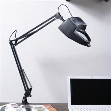 apliques homecenter l 225 mpara lupa escualizable negra l 225 mparas de escritorio