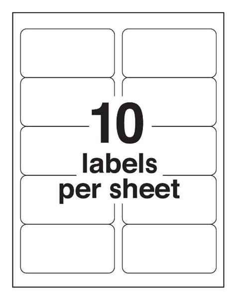 Template Hockey Score Sheet Labels Hockey Sheet Labels Template