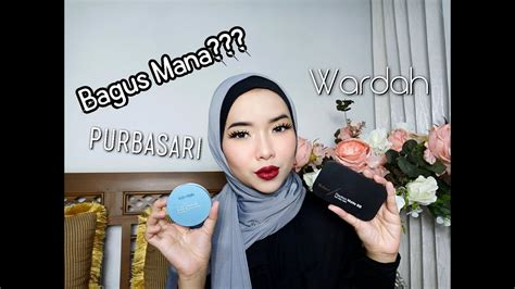 Harga Purbasari Flawless Matte Bb purbasari flawless matte bb two way cake vs wardah bb