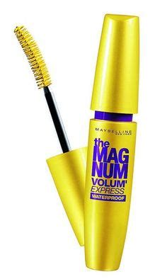 Maybelline Mascara Magnum Waterproof Original my search for holy grail mascara on mascaras lashes and waterproof mascara
