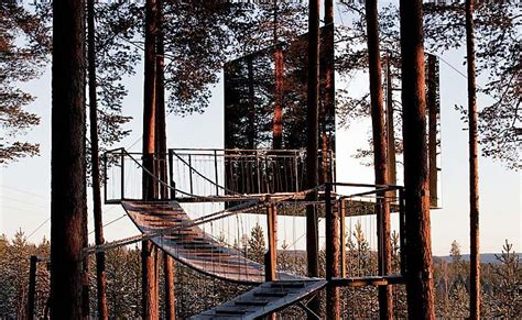tree hotel sweden treehotel in harads sweden sweden unique rental