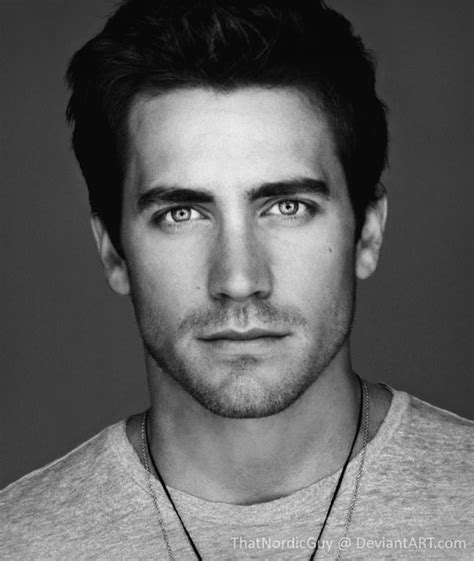 imagenes de jack gyllenhaal these portraits were created by combining photos of