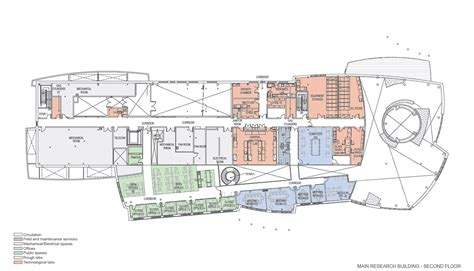 floor plans canada canadian high arctic research station chars floor plans