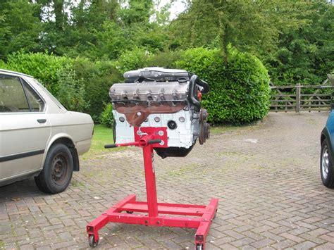 bmw engine stand lifting an s38 engine with hoist mye28