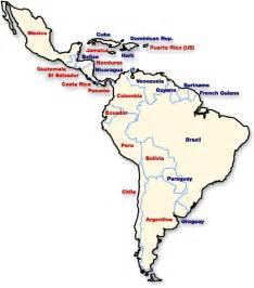 south america study map social studies tk fifth grade