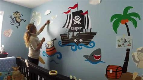 Handmade Nursery Decor Ideas Custom Nursery Wall Decor Monkey At Sea Baby Room Ideas