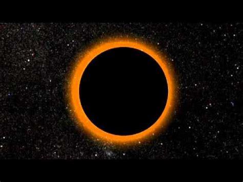 imagenes sol y luna eclipse de sol en la luna youtube
