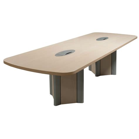 Teknion Conference Table Teknion Used 10ft Laminate Conference Table Maple National Office Interiors And Liquidators