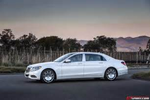Mercedes S600 Maybach 2016 Mercedes Maybach S600 Priced From 189 350 In The Us