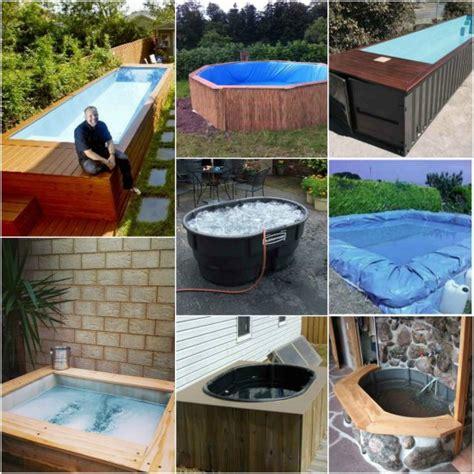 diy backyard pool diy pool diy pools pool design ideas pictures 10 diy