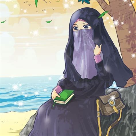 wallpaper wanita cantik muslimah pin muslimah kartun cake on pinterest