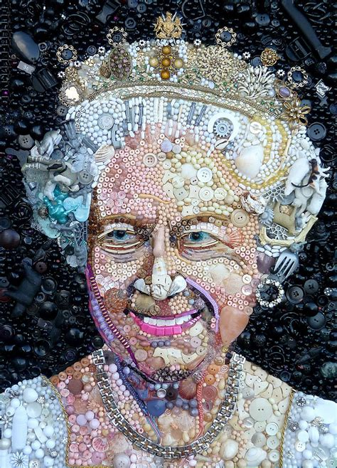 artist  creates iconic portraits  thousands