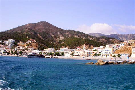 athens to kos by boat ferry to karpathos ferriesingreece