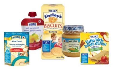 heinz baby food printable coupons hot deals on heinz baby food free stuff finder canada
