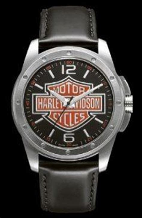 Harley Davidson Chronograph Leather Brd For 1000 images about watches on stainless steel