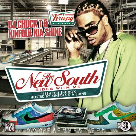 Kia Shine Respect My Fresh by The New South Rides With Me Vol 3 Hosted By Kinfolk Kia