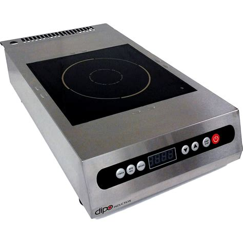 Portable Cooktop Dipo Stainless Steel 1800w Portable Induction Cooktop