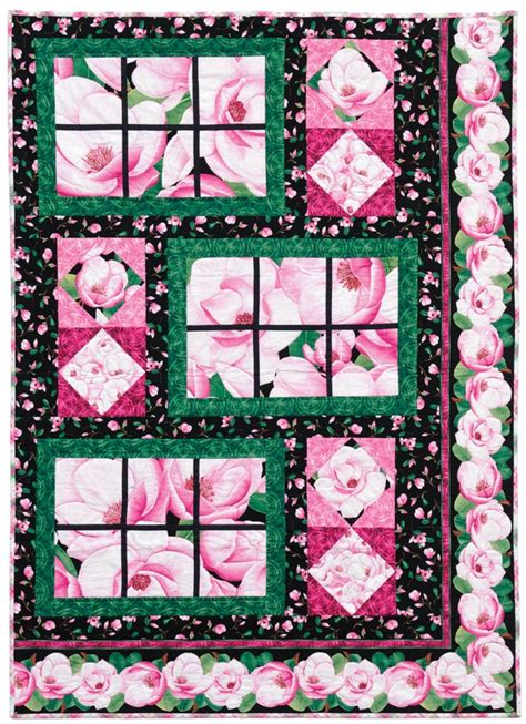 187 flora timeless treasures quilts quilting