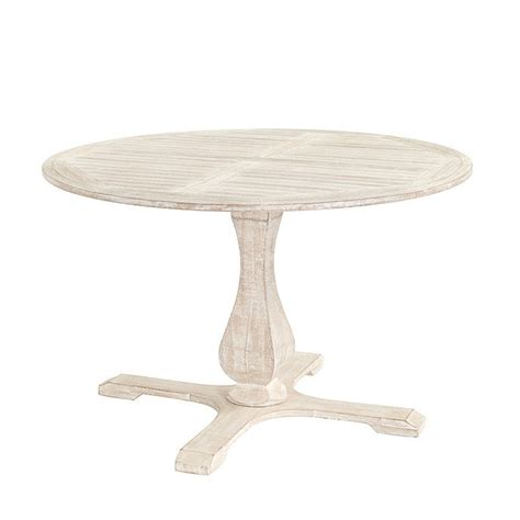 48 inch tables for sale ceylon whitewash pedestal dining table 48 inch