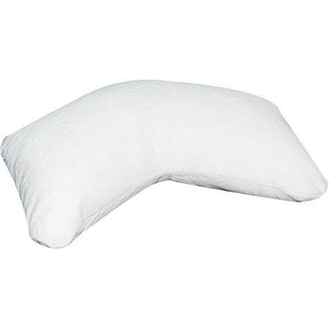 spa sensations bed wedge pillow spa sensations side sleeper pillow walmart com