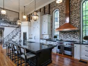 one wall kitchen design pictures ideas amp tips from hgtv