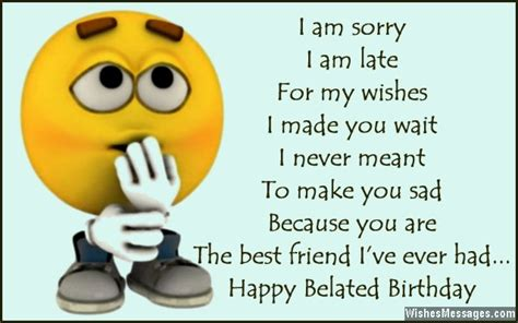 Belated Birthday Quotes For Friend Belated Birthday Wishes For Friends Quotes And Messages