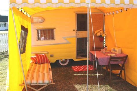 awning room awning room vintage cers pinterest add a room