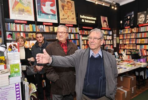 luxemburg libreria torino foto amos oz alla libreria luxemburg 7 di 9 torino